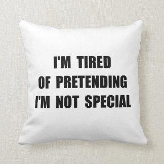 Pretending Special Pillows
