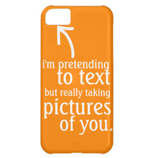 Pretending to Text Case For iPhone 5C