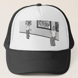 Pretentious and derivative Shirts Trucker Hat