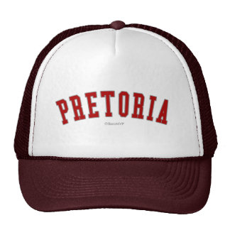 Pretoria Trucker Hat