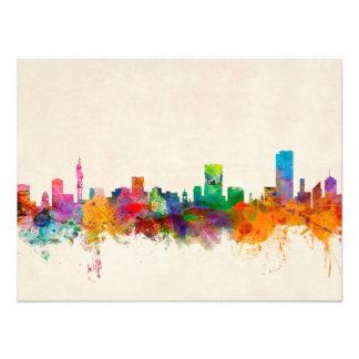 Pretoria South Africa Skyline Cityscape Photo