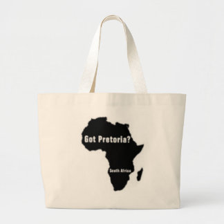 Pretoria South Africa T-Shirt And etc Jumbo Tote Bag