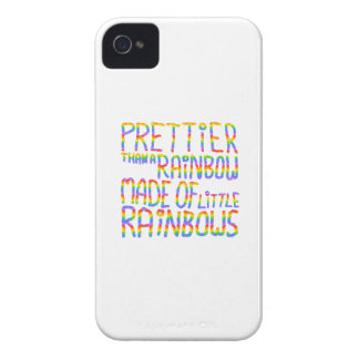 Prettier Than A Rainbow Made Of Little Rainbows. iPhone 4 Case-Mate Case
