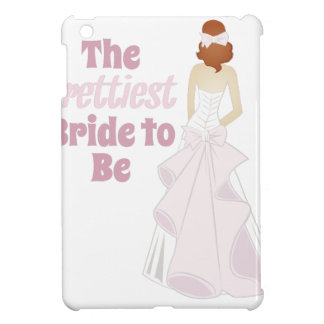 Prettiest Bride iPad Mini Covers