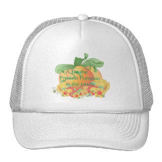 Prettiest Pumpkin Trucker Hat