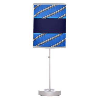 Prettty Edges Pattern Desk Lamp