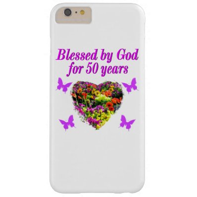 PRETTY 5TH FLORAL BARELY THERE iPhone 6 PLUS CASE