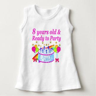 PRETTY 8TH BIRTHDAY PARTY CELEBRATION DRESS