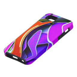 Pretty Abstract Patterns iPhone SE/5/5s Case