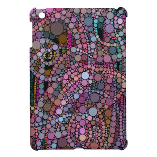 Pretty Abstract Trails iPad Mini Covers