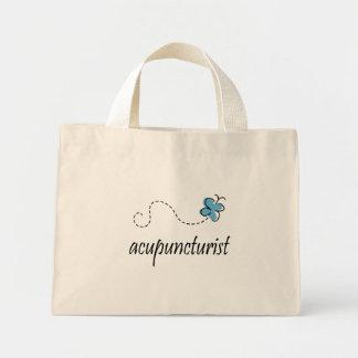 Pretty Accupuncturist Tote Bag