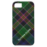Pretty Allison Tartan Plaid iPhone 5 Case