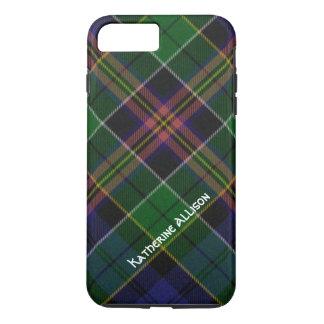 Pretty Allison Tartan Plaid iPhone 7 Plus case