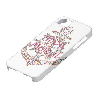 Pretty Anchor iPhone 5 Covers
