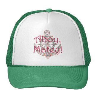 Pretty Anchor Trucker Hat
