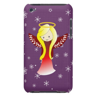 Pretty Angel in the Snow Case-Mate iPod Touch Case