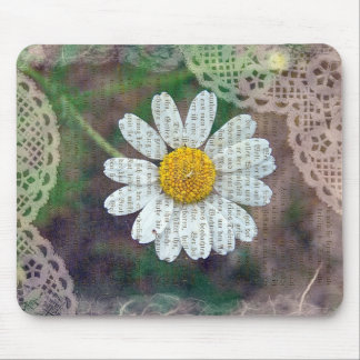 Pretty As A Daisy Mouse Pad
