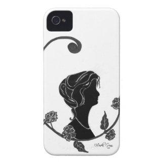 Pretty as a Picture iPhone 4 Case-Mate Case