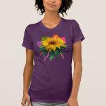 Pretty Autumn Floral Bouquet T-Shirt