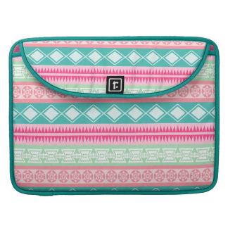 Pretty Aztec Pattern MacBook Pro Sleeve