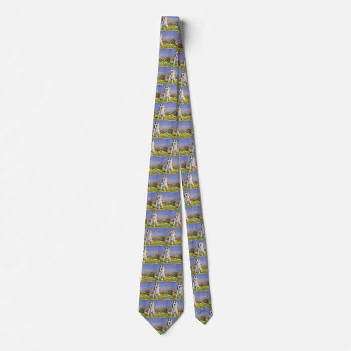 Pretty Baa Lambs By Ford Madox Brown Neck Tie Zazzle Com