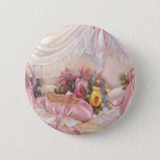 Pretty Ballerina Button