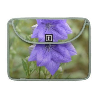 Pretty Balloon Flower Sleeves For MacBook Pro