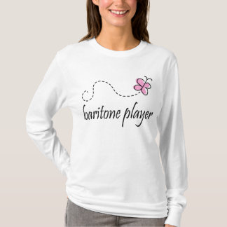 Pretty Baritone Player T-shirt