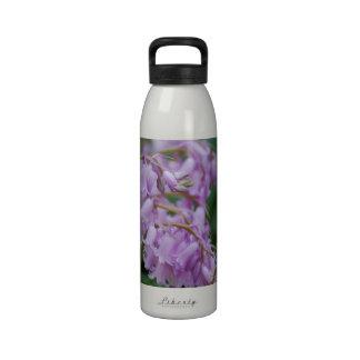 Pretty Bell Flowers Drinking Bottle