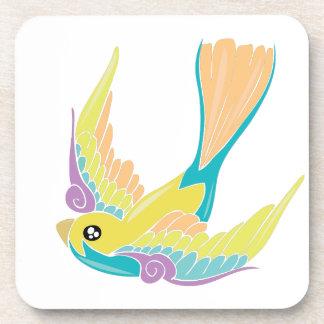 Pretty Bird Coasters