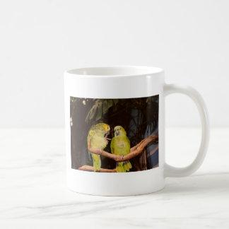 Pretty Bird Couple Coffee Mug