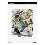 Pretty Birdies iPad 3 Decal