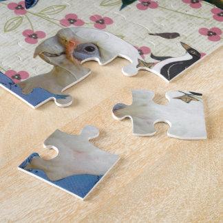 Pretty Birdies Jigsaw Puzzle