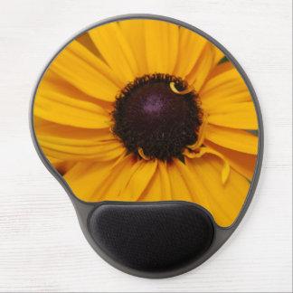 Pretty Black-Eyed Susan Gel Mouse Pad