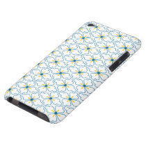 Pretty Blossom Flowers Pattern Barely There iPod Cover