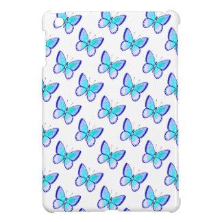 Pretty Blue Butterflies iPad Mini Covers