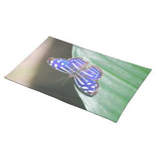 Pretty Blue Butterfly Placemat