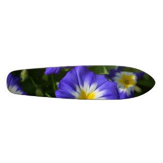 Pretty Blue Ensign Morning Glories Skateboard Deck