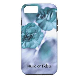 Pretty Blue Flowers iPhone 7 Case