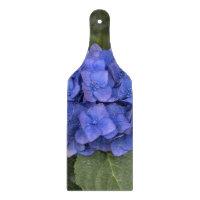 Pretty Blue Hydrangea Cutting Board