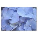 Pretty Blue Hydrangea Tissue Paper