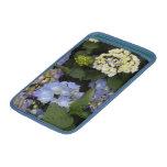 Pretty Blue-White Hydrangeas iPad Sleeve