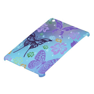 Pretty Blues Butterflies Cover For The iPad Mini