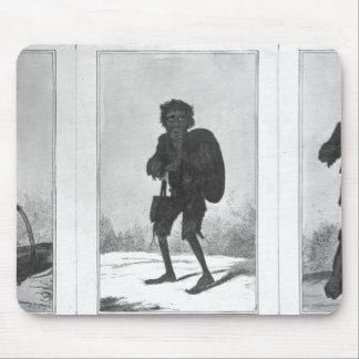 Pretty Bob, Poor Bob, Bandy Bob, 1819 Mouse Pad