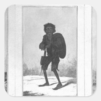 Pretty Bob, Poor Bob, Bandy Bob, 1819 Sticker