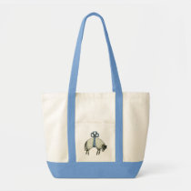 Pretty Bow Sheep™ - Baby Diaper Bag