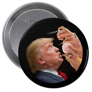 Pretty Boy Trump Button