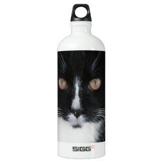 Pretty Boy Tuxedo Kitty Water Bottle