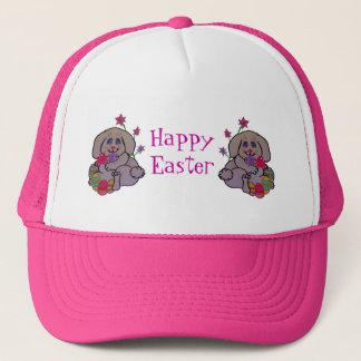 Pretty Bunny Trucker Hat
