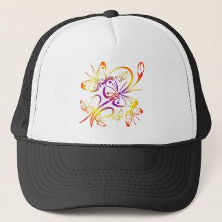 Pretty Butterfly Art #021 Trucker Hat